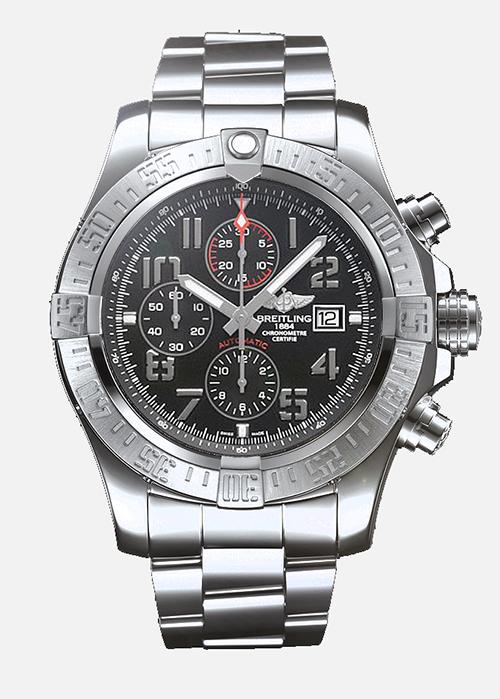 Breitling Super Avenger Uhr Preisentwicklung