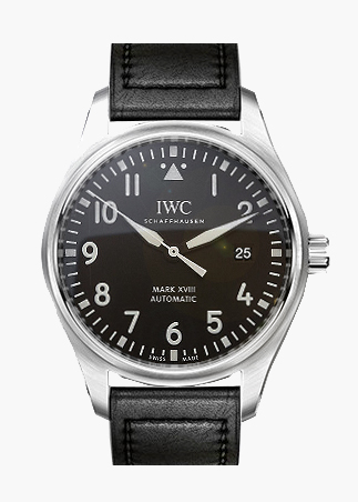 IWC MARK XVIII Fliegeruhr Preisentwicklung