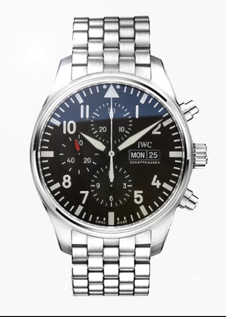 IWC Fliegeruhr Doppelchronograph Uhr Preisentwicklung