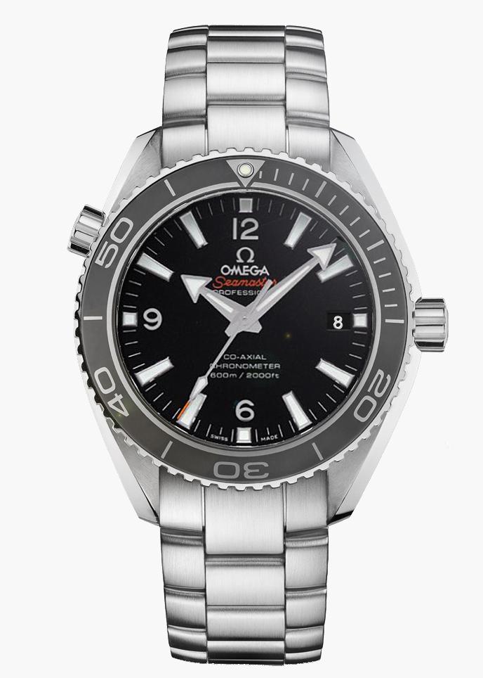 Omega Seamaster Planet Ocean Uhr